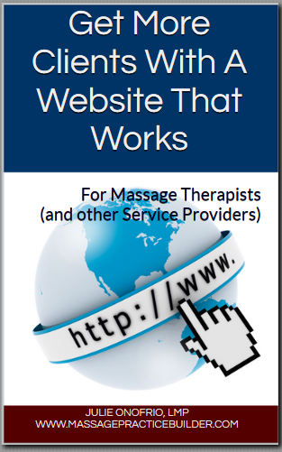 Massage Career Guides - Websites, Insurance Billing, Careers