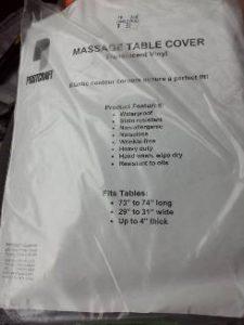 massagetablecover