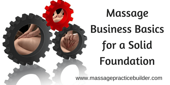 Massage Business Basics1