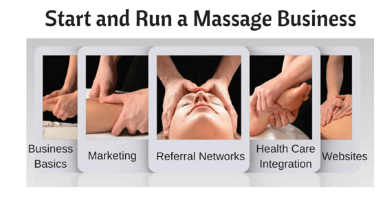 The Business of Massage