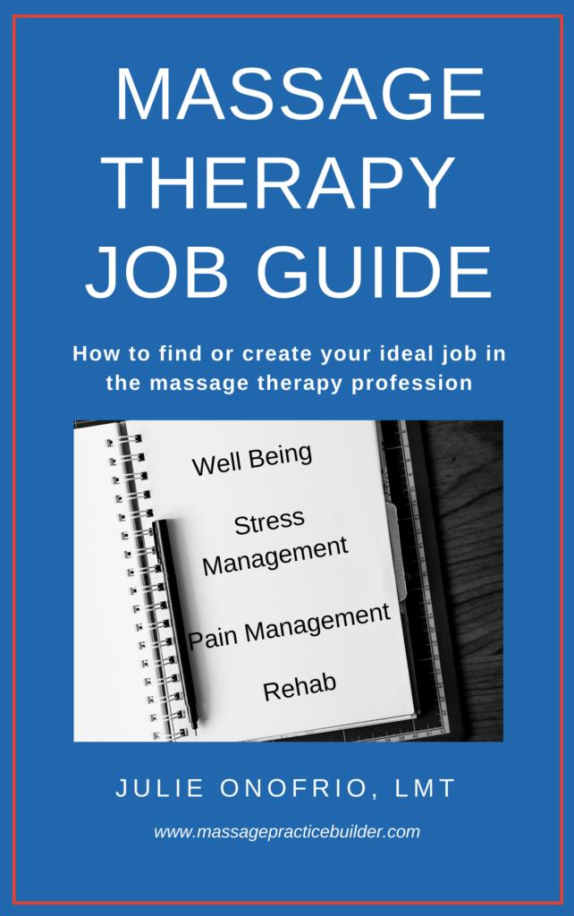 Massage Career Guides