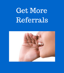 The Art of Getting Referrals to Build your Massage Business