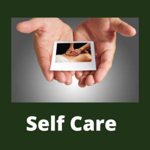 self care for massage therapists